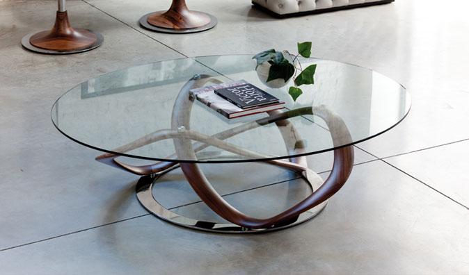 Table basse ronde ovale pas cher - Table basse verre design pas cher ...