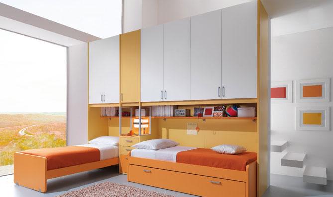 Pin Camere Ragazzi Camere Complete Articoli Per Bambini S75 on ...