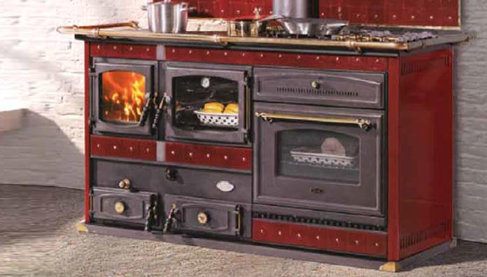 Colori per la cucina arredamento e casaarredamento e casa - Termocucine a legna prezzi ...
