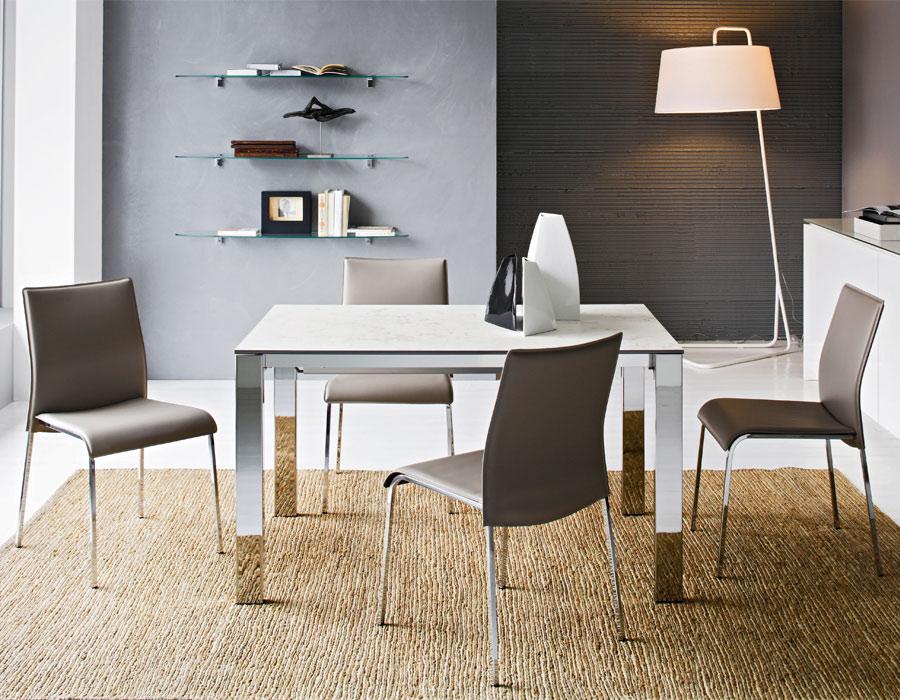 Forum quale sedia per questo tavolo help for Tavolo convoy calligaris