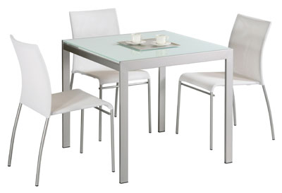 Tavolo Allungabile Vetro Calligaris.Connubia Calligaris Aladino Vetro 80x80 Table